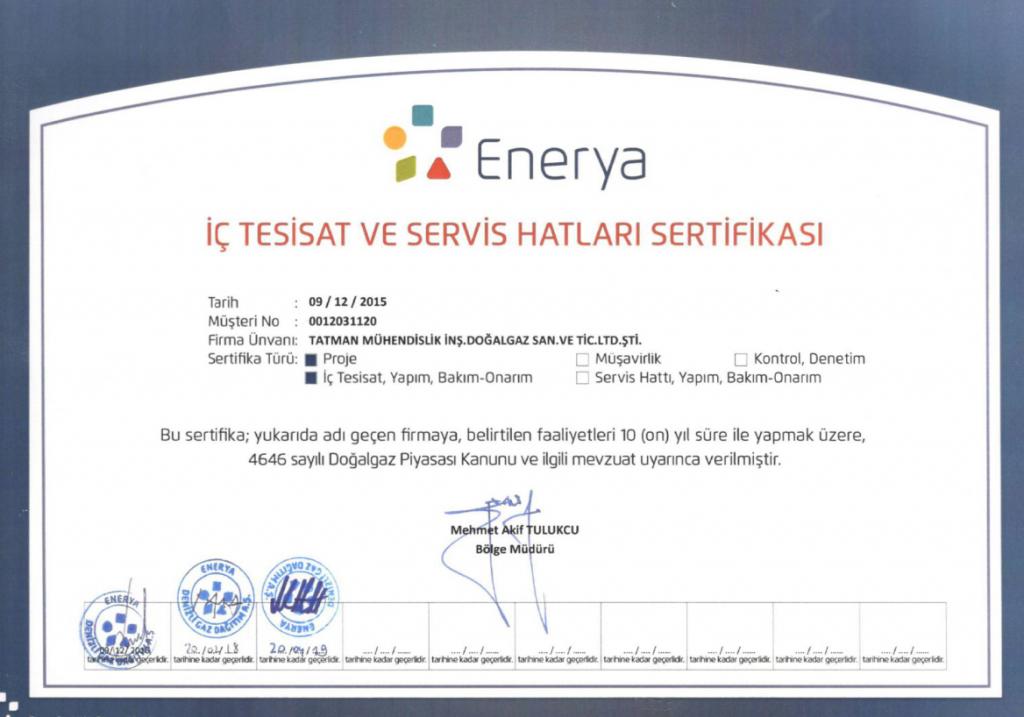Enerya-ic-TesisatveServis-Hatları